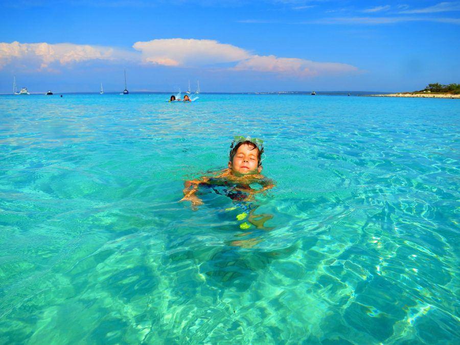 Silba Island Beach - Croatia Travel Blog