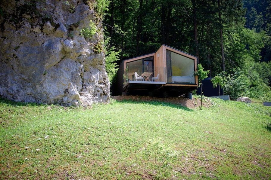Slovenia Travel Blog_Glamping in Slovenia_Camping Bled