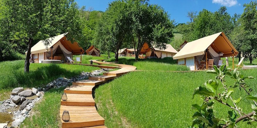 Slovenia Travel Blog_Glamping in Slovenia_Chateau Ramsak