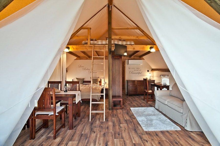 Slovenia Travel Blog_Glamping in Slovenia_Garden Village Bled