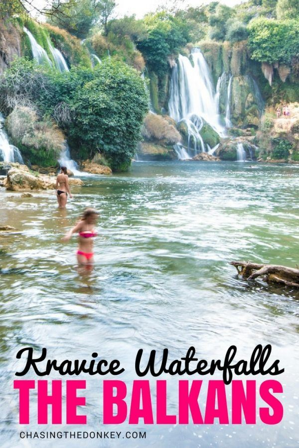 Things to do in The Balkans_Kravice Waterfalls