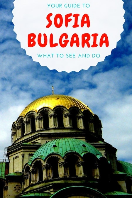 Balkans Travel Blog_What to See and Do in Sofia Bulgaria