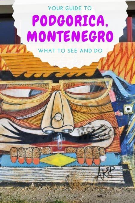 Balkans Travel Blog_Things to do in Podgorica Montenegro