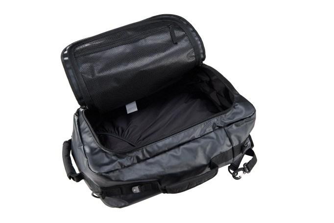 CabinZero Urban Carry On Bag - open