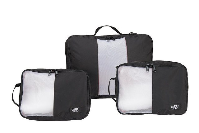 CabinZero packing cubes