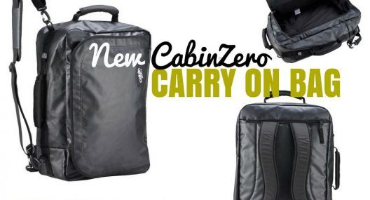 Why You'll Love The New CabinZero Urban 42L Cabin Sized Bag