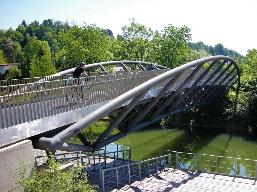 Things to do in Slovenia_The Bridges of Ljubljana_Hladnik footbridge