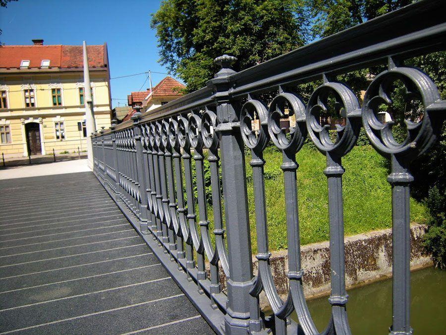 Things to do in Slovenia_The Bridges of Ljubljana_Hradecky Bridge