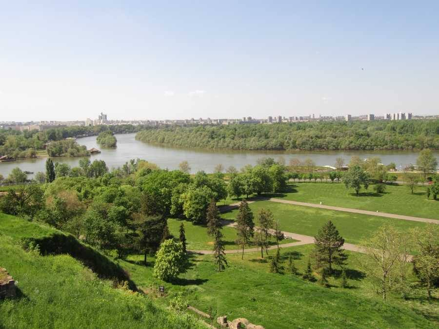 Things to do in Belgrade - Kalemegdan Fortress Park