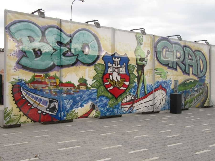 Things to do in Belgrade Serbia_Street Art