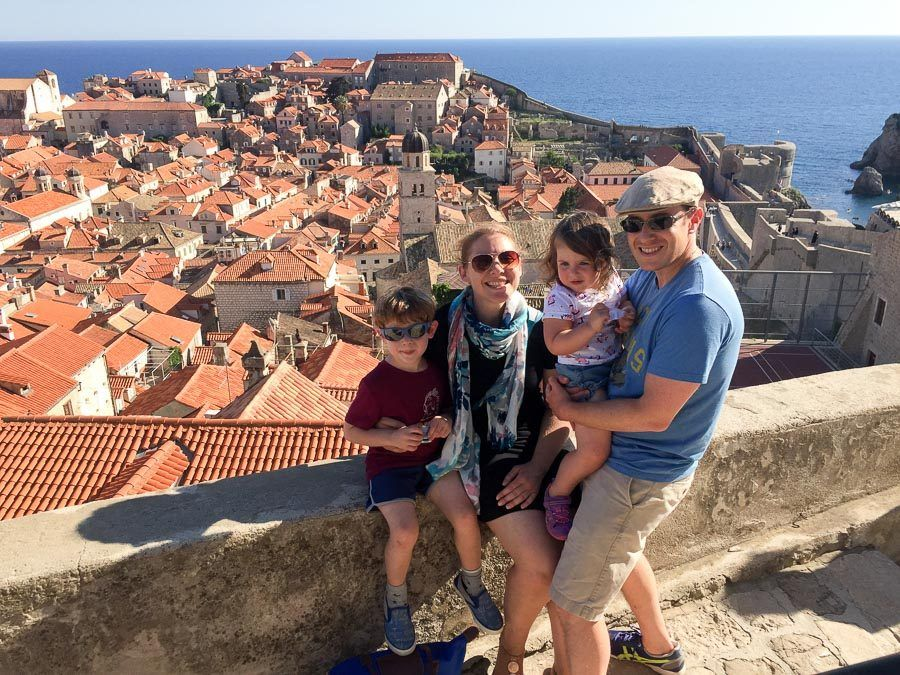 Things to do in Croatia_Why Croatia is Perfect for Families_Dubrovnik