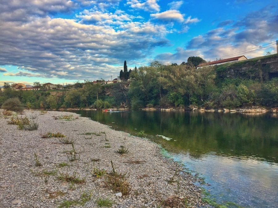 Fun Things to do in Podgorica, Montenegro - River