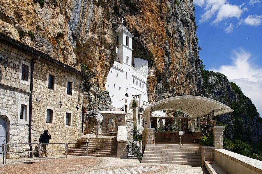 Montenegro Travel Blog_Things to do in Montenegro_Ostrog Monastery