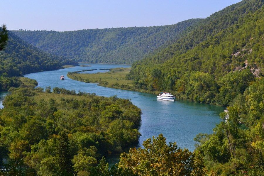 Things to do in Croatia_Day Trip to Krka National Park_Krka Beauty
