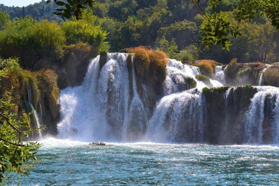 Things to do in Croatia_Day Trip to Krka National Park_Krka Waterfalls 3