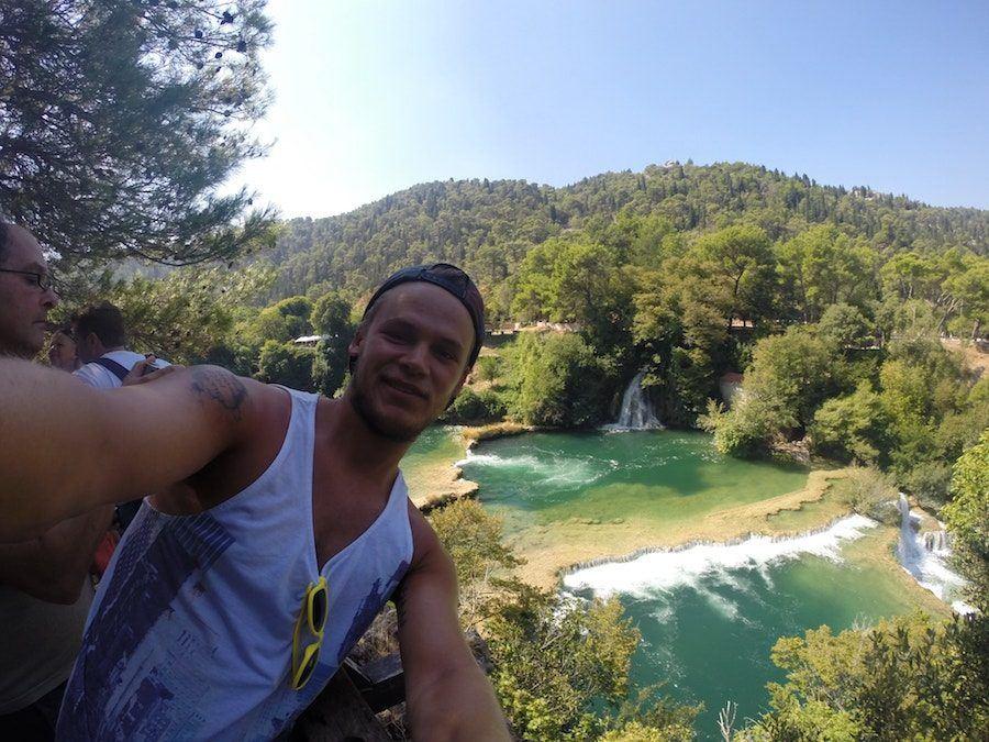 Things to do in Croatia_Day Trip to Krka National Park_Krka Waterfalls 4
