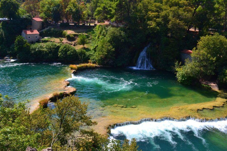 Things to do in Croatia_Day Trip to Krka National Park_Krka Waterfalls