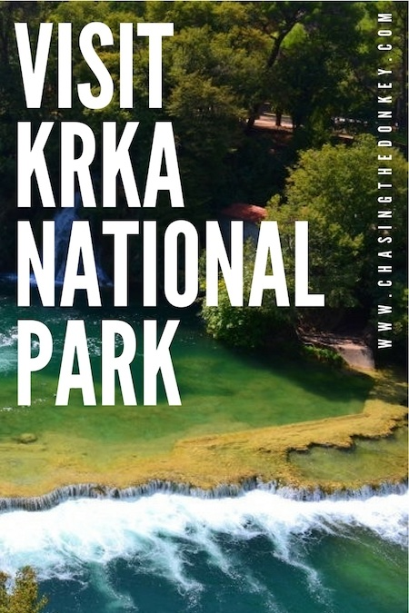 Things to do in Croatia_Day Trip to Krka National Park_PIN