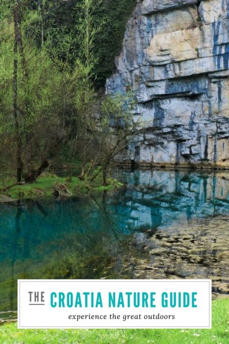 Things to do in Croatia_Top 10 Nature Experiences in Croatia_PIN