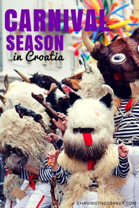 Things to do in Croatia_Where to Experience Carnival in Croatia_PIN