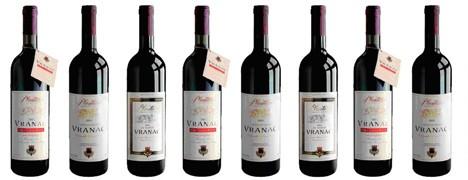 Vranac Wine Montenegro