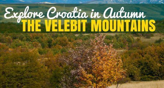 VIDEO: Autumn in the Velebit Mountains