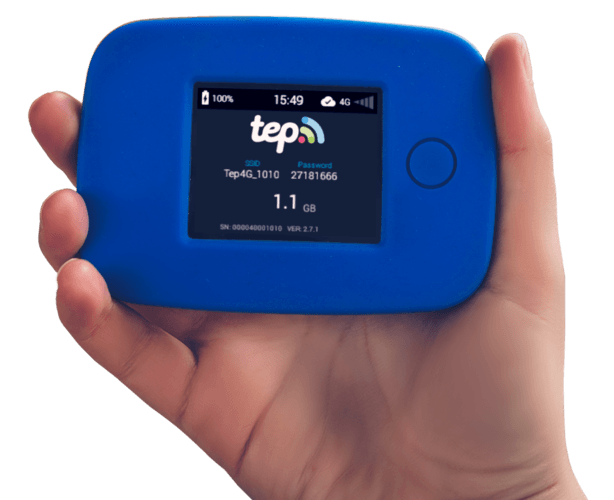 Pocket Wifi Europe: Stay Connected On The Go With TEP Wireless