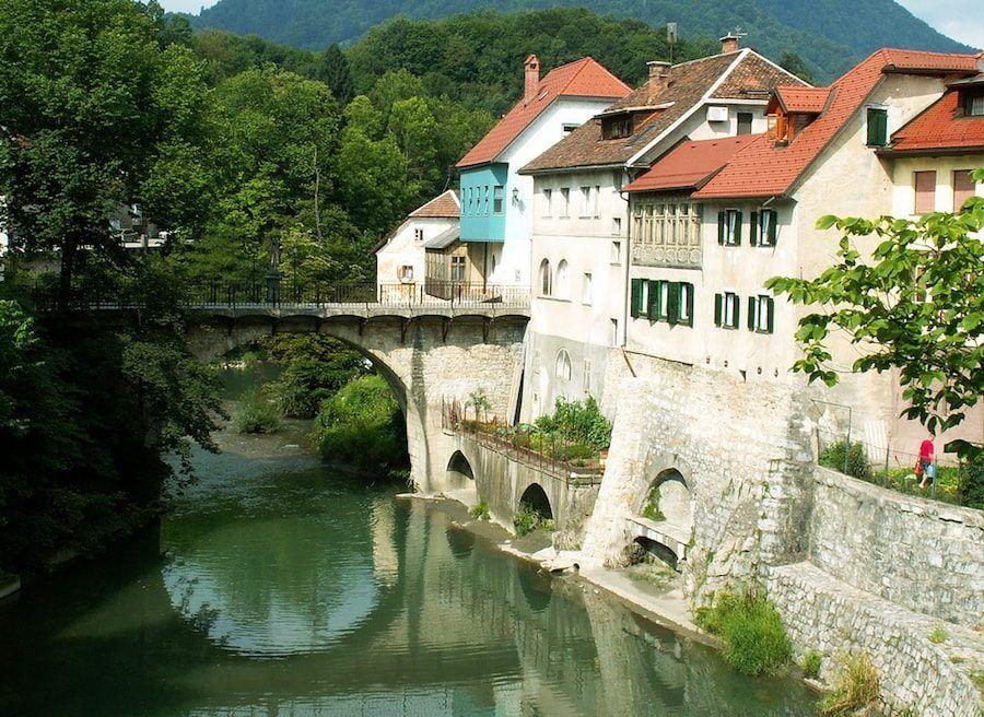 Slovenia Travel Blog_Things to do in Slovenia_Day Trips from Ljubljana_Škofja Loka