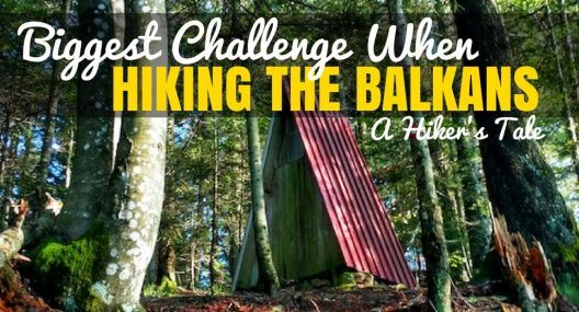 Balkans Travel Guide: Dormouse, The Biggest Challenge to Hiking the Balkans