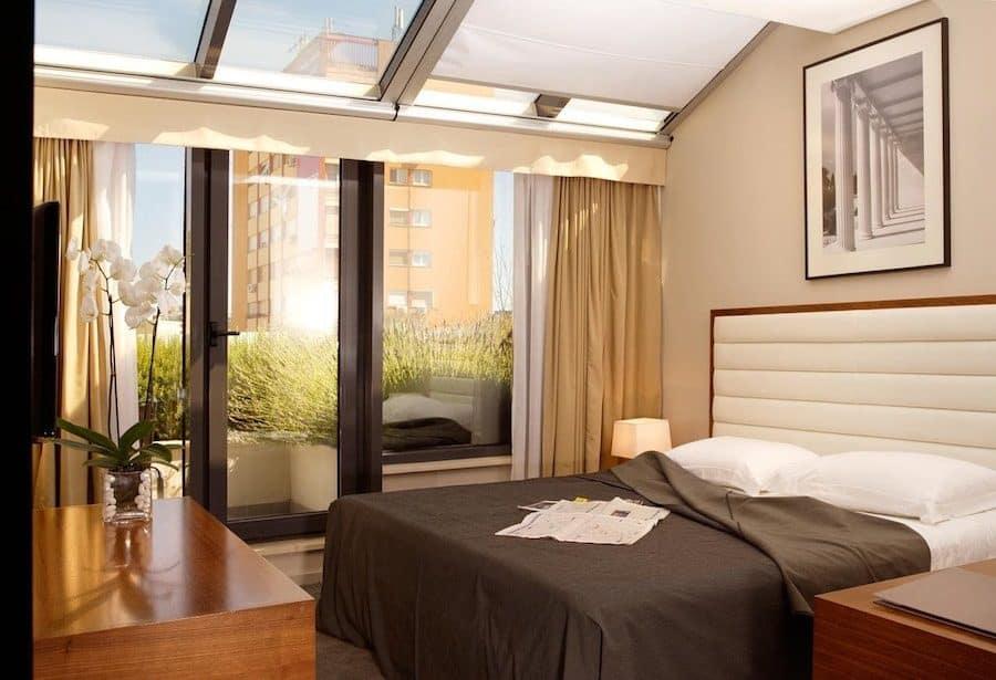 Croatia Travel Blog_Where to Stay in Split_Atrium Hotel
