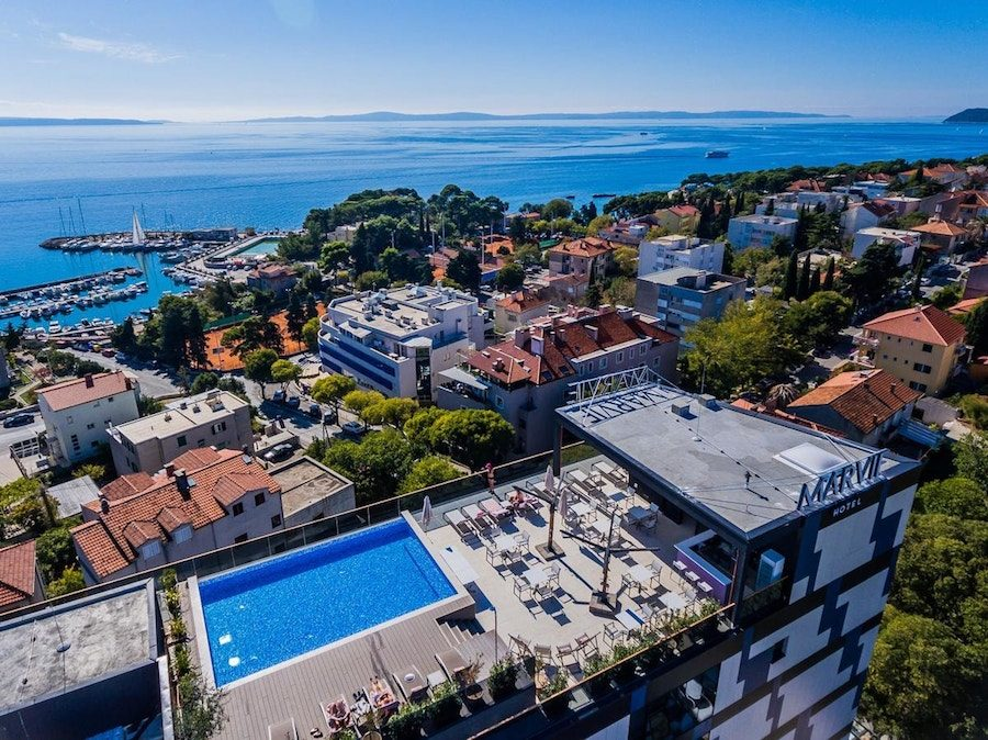 Croatia Travel Blog_Where to Stay in Split_Marvie Hotel and Health