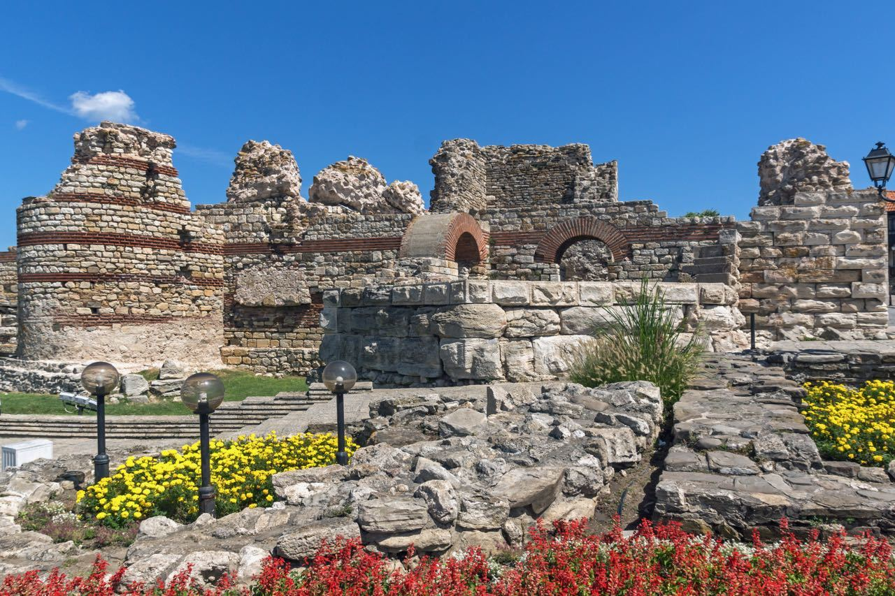 Best Castles In Bulgaria - Bulgaria Travel Blog - Fortifications Of Nessebar