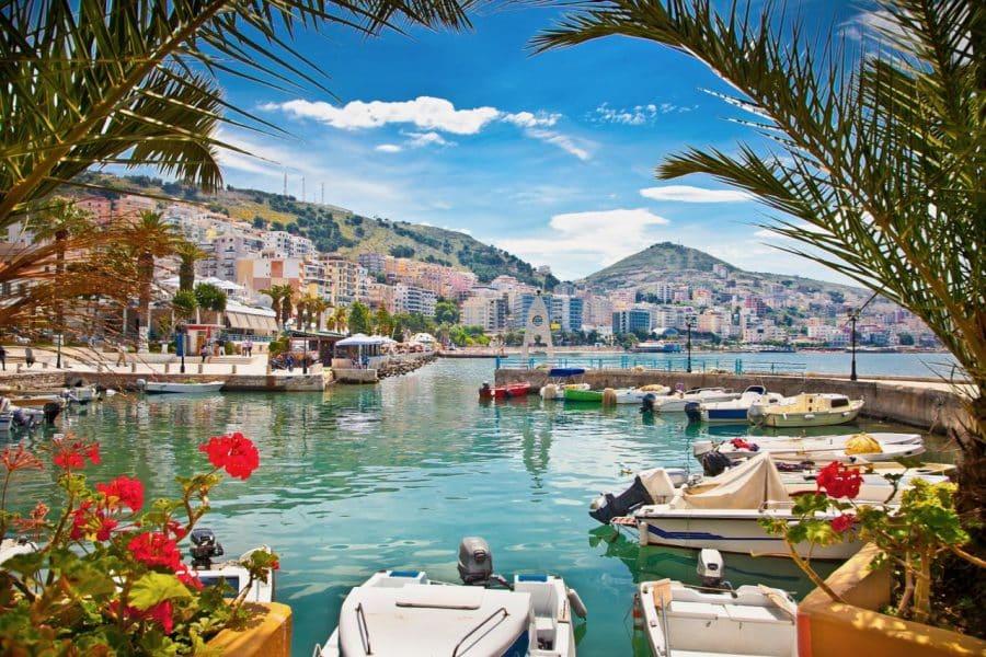 Backpacking The Balkans - Albania