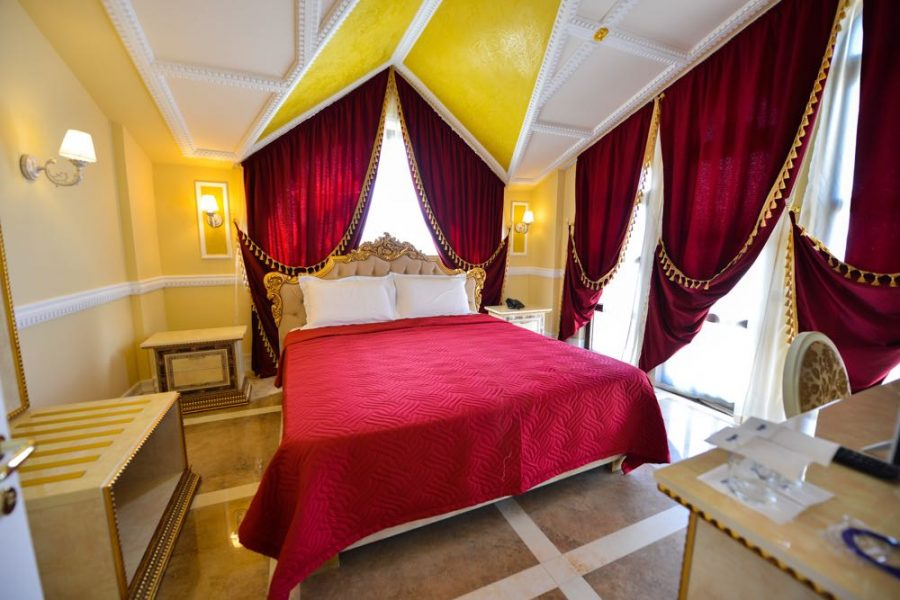 Albania Accommodation-Best Hotels In Albania_Hotel Luani Arte, Saranda