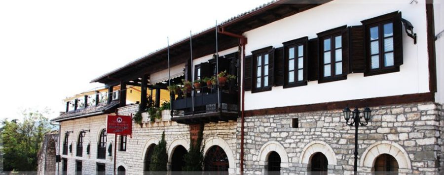 Albania Accommodation-Best Hotels In Albania_Hotel Mangalemi, Berat