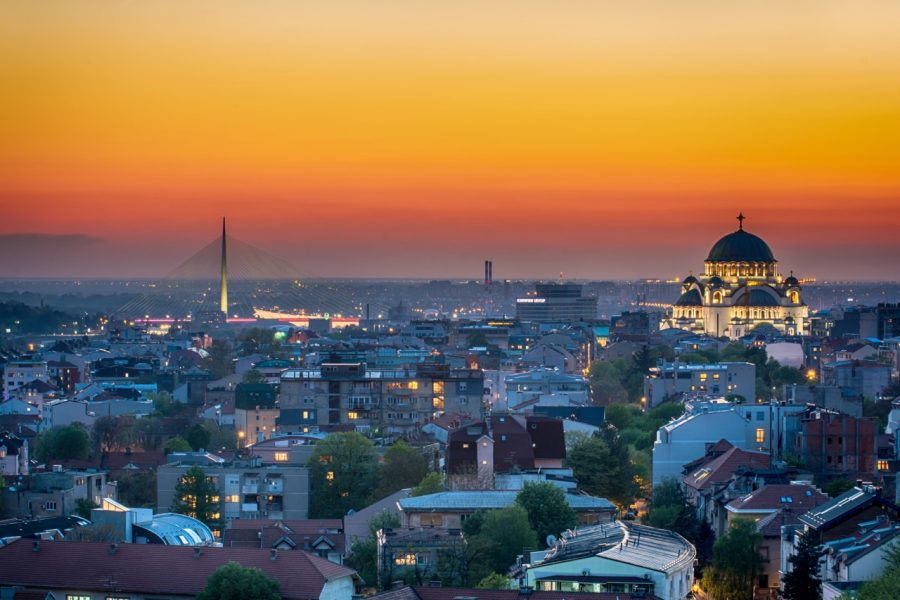 Holidas In The Balkans - Belgrade
