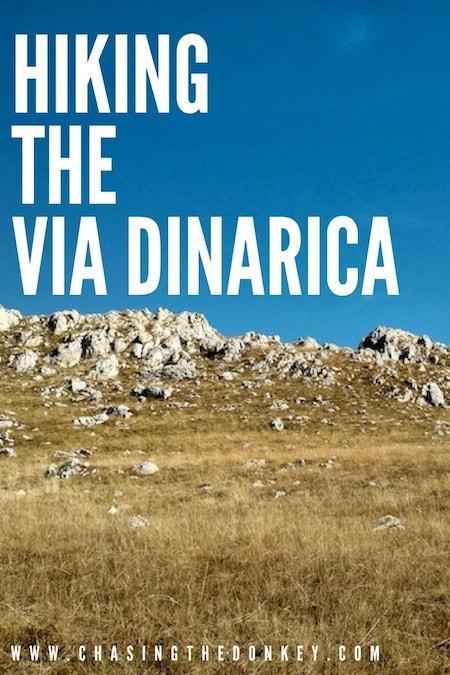 Balkans Travel Blog_Things to do in the Balkans_Hiking the Via Dinarica
