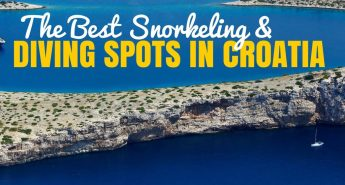 Best Snorkeling and Diving in Croatia