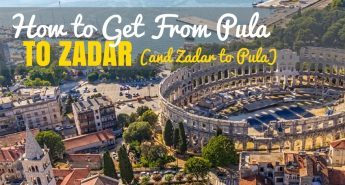 Croatia Travel Blog_How to get from Pula to Zadar_COVER