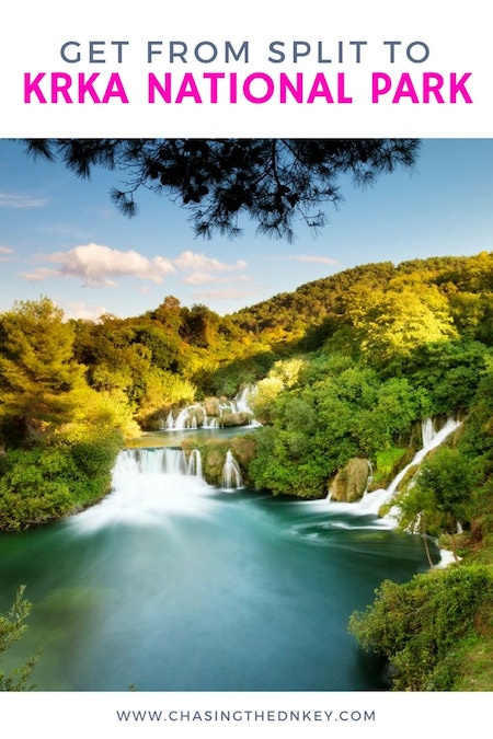 Croatia Travel Blog_Things to do in Croatia_How to get from Split to Krka National Park