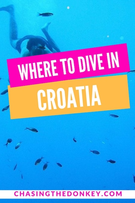 Croatia Travel Blog_Things to do in Croatia_The Best Snorkeling and Diving in Croatia