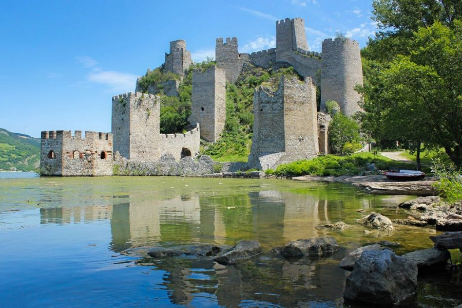 Golubac Fortress - Best Day Trips from Belgrade, Serbia
