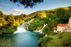 Krka_How to get from Split to Krka