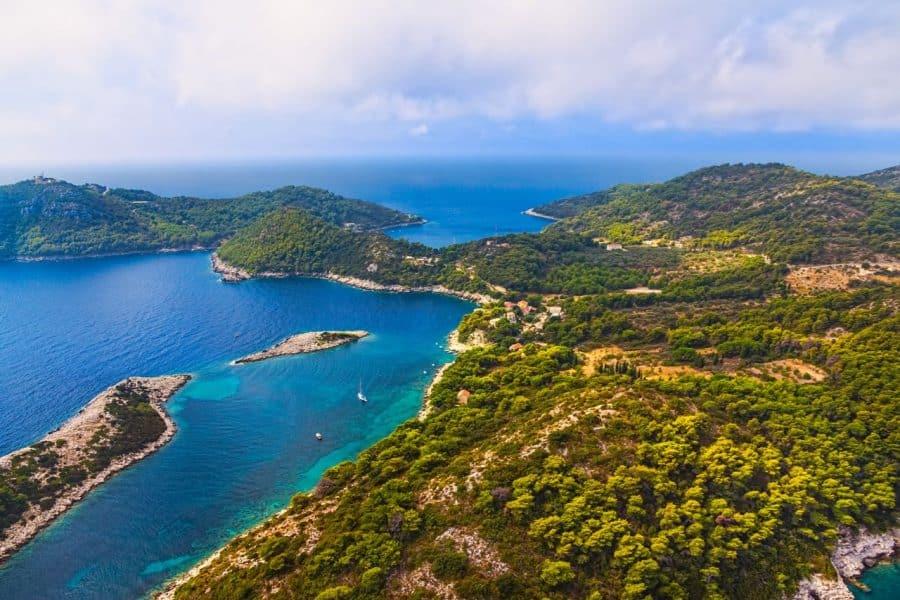 Mljet Island Croatia Cruises