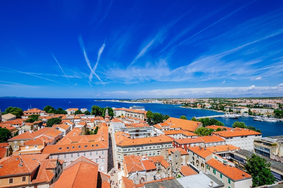 Croatia Travel Blog_Zadar Old Town