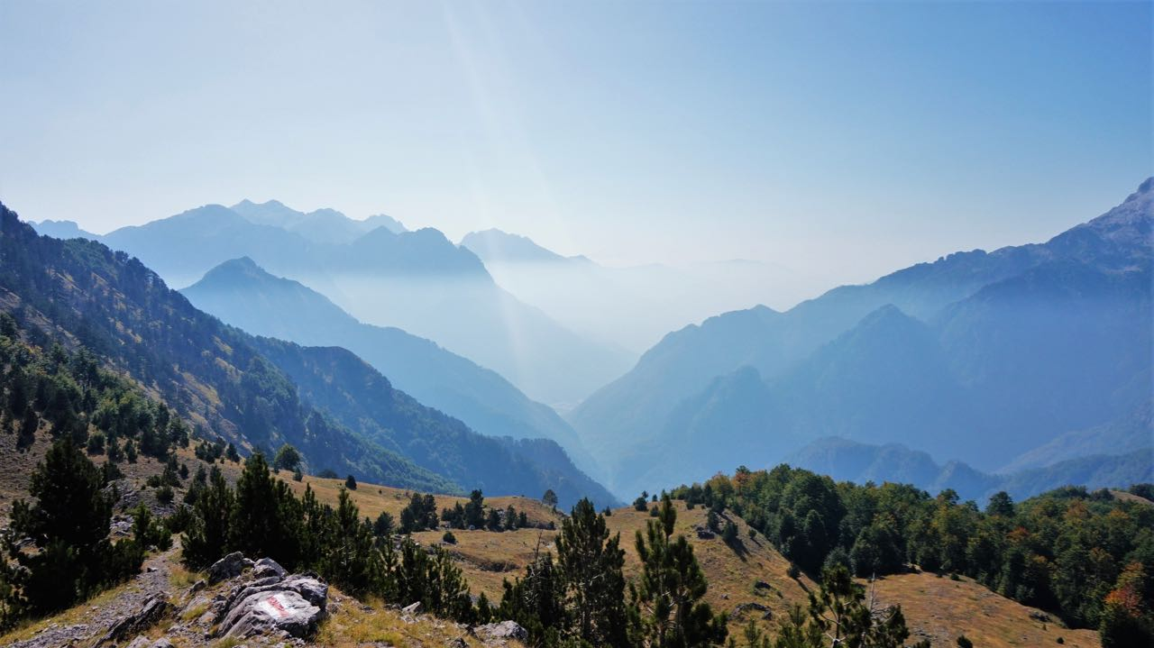 Best Places To Visit In Eastern Europe In Spring_Hiking Theth Blue Eye - Albanian Alps