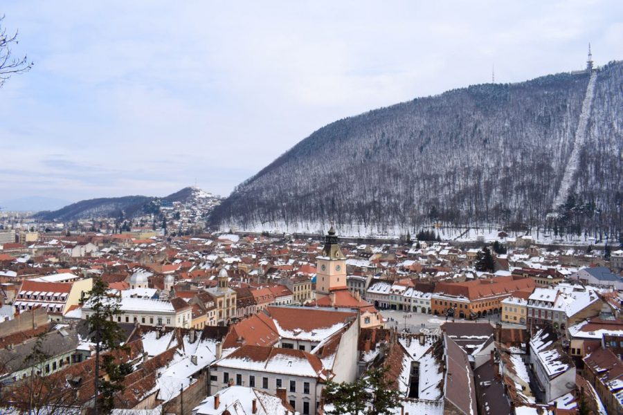 Best Places To Visit In Eastern Europe In Spring_brasov romania_