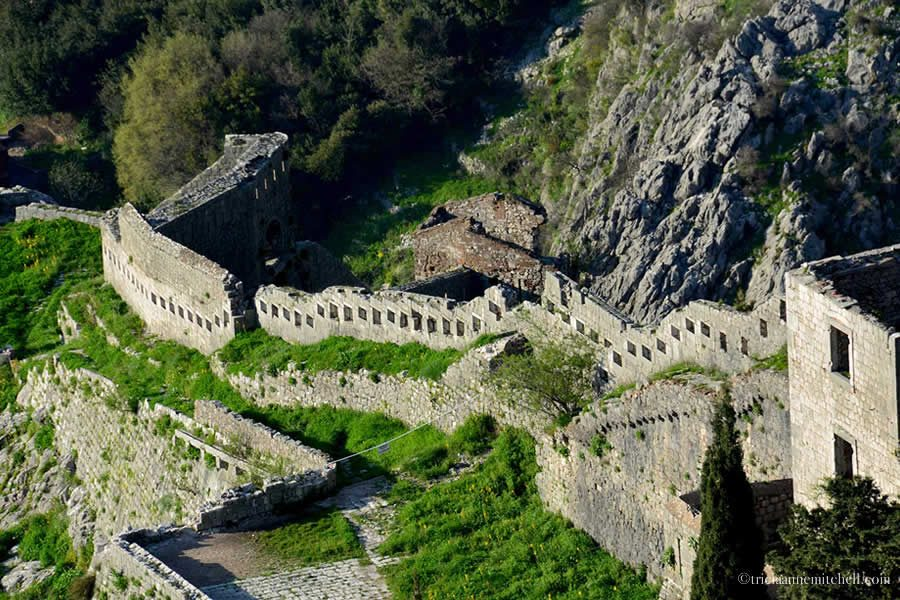 Best Places To Visit In Eastern Europe In Spring_kotor-fortress-ramparts