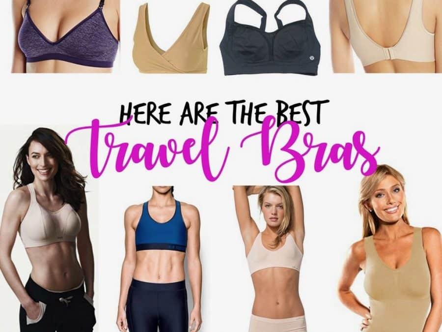 Best Travel Bras For Travel