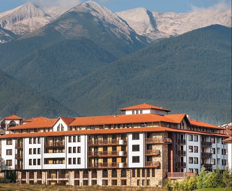 Bulgaria Travel Blog_Bansko Ski Resort_Grand Royale Apartment Complex and Spa